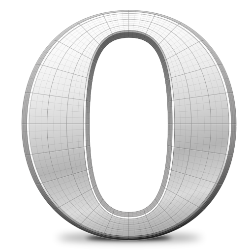 Opera Development Icon