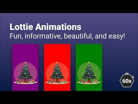 60 second Lottie tutorial