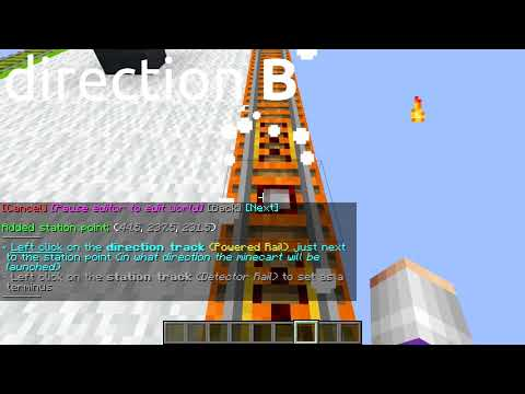 Station creation demo