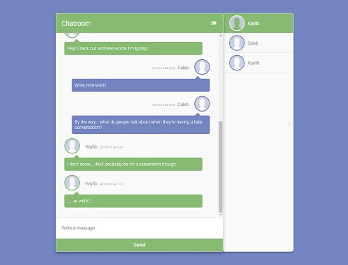 GitHub - Caleb-Ellis/socketio-chat-app: Real-time chat app