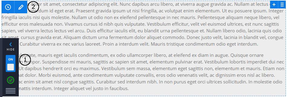 Edit Blog Post