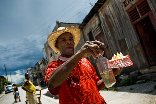 Cuba and Rum, by Jan Sochor