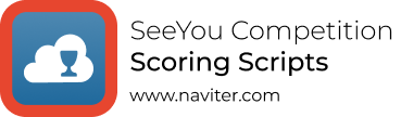 SeeYou Competition Scoring Scripts