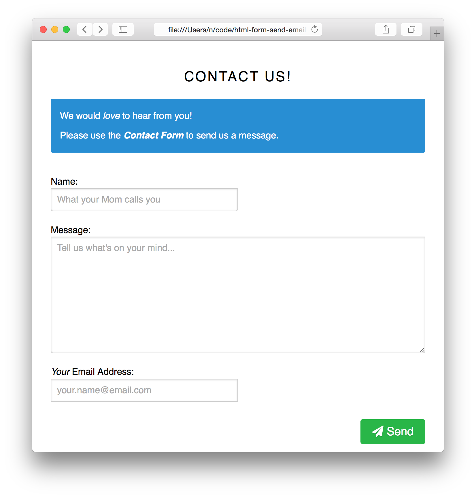 GitHub - dwyl/learn-to-send-email-via-google-script-html-no