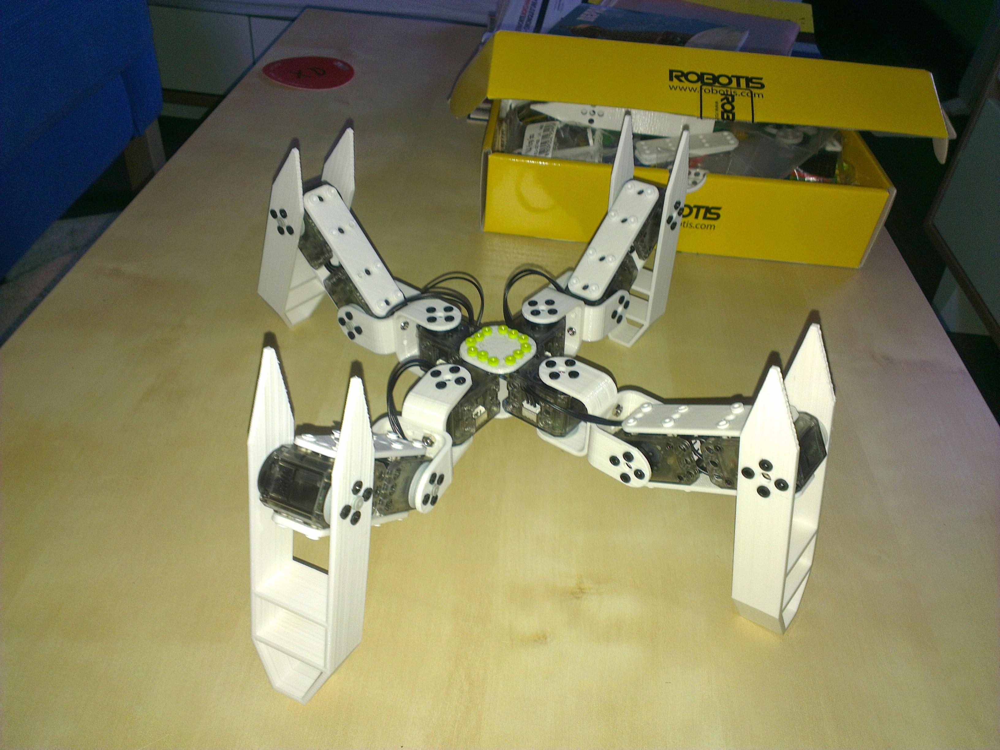 Metabot skeleton