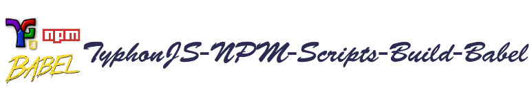 typhonjs-npm-scripts-build-babel