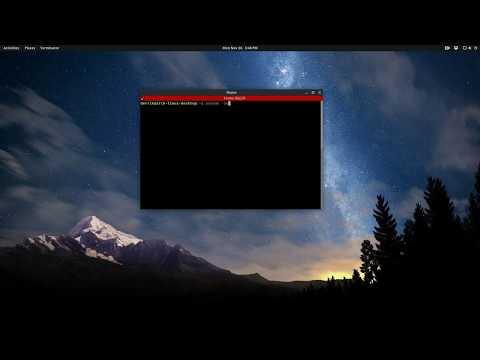 Arch Linux Install