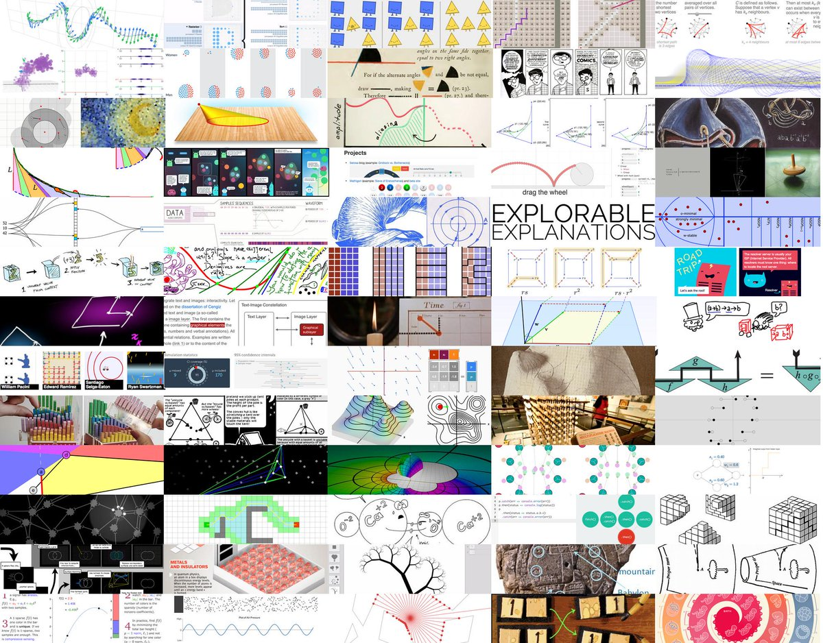 Thumbnails of gallery projects