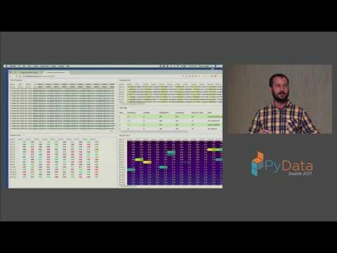 PyData Seattle Talk