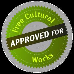 Free Cultural Works Badge