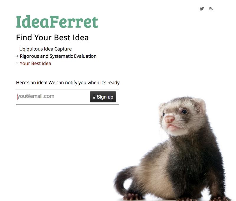 IdeaFerret Custom Example