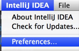IntelliJ Step 1