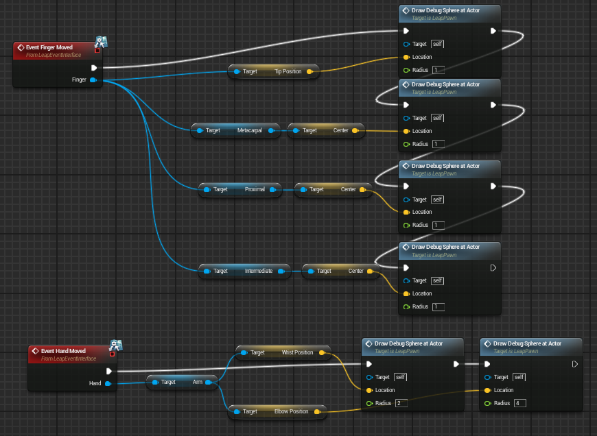 Github getnamoleap ue4 leap motion plugin for unreal engine 4 example debug hand graph malvernweather Gallery