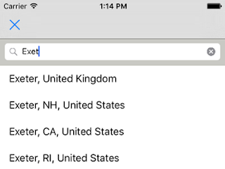 GitHub - ajsmithsw/Xamarin iOS GooglePlacesAutocomplete: A
