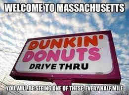 Dunkin Donuts meme