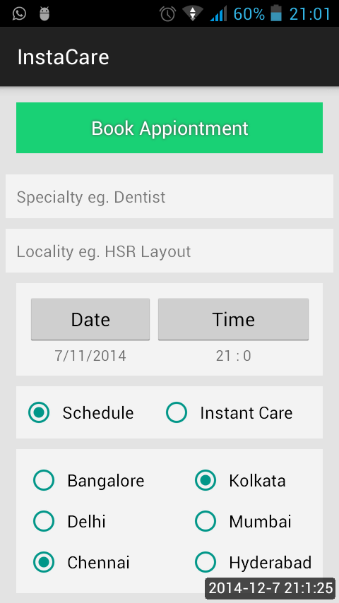 Appointment Booking Github