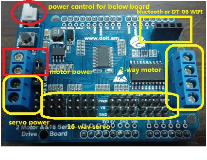 Arduino 2 way&