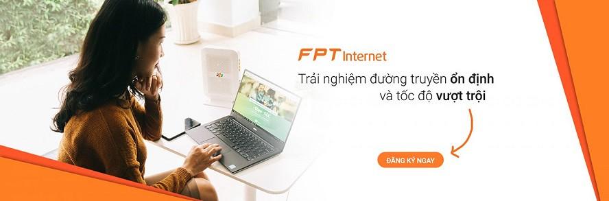 Khi đăng ký lắp đặt mạng FPT khách hàng sẽ được miễn phí Modem Wifi