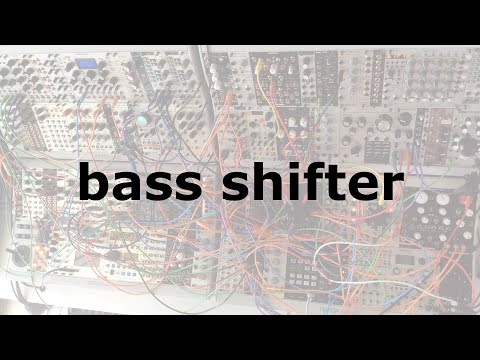 bass shifter on youtube