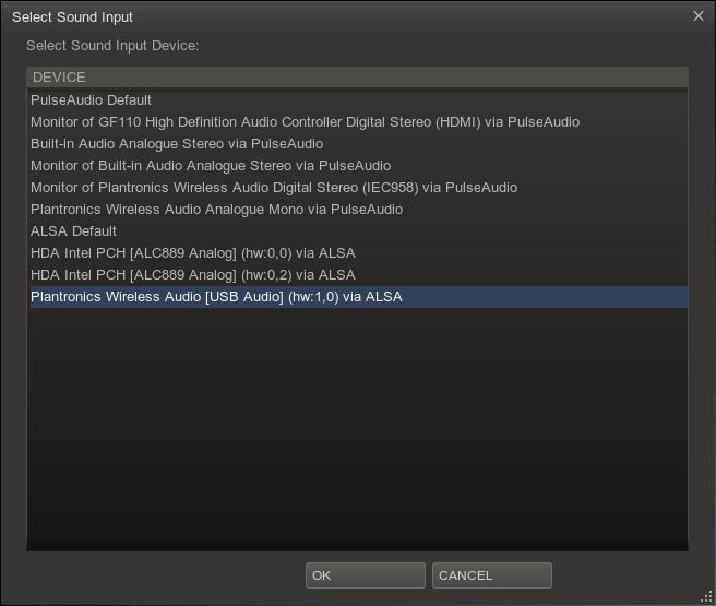 select sound input_328