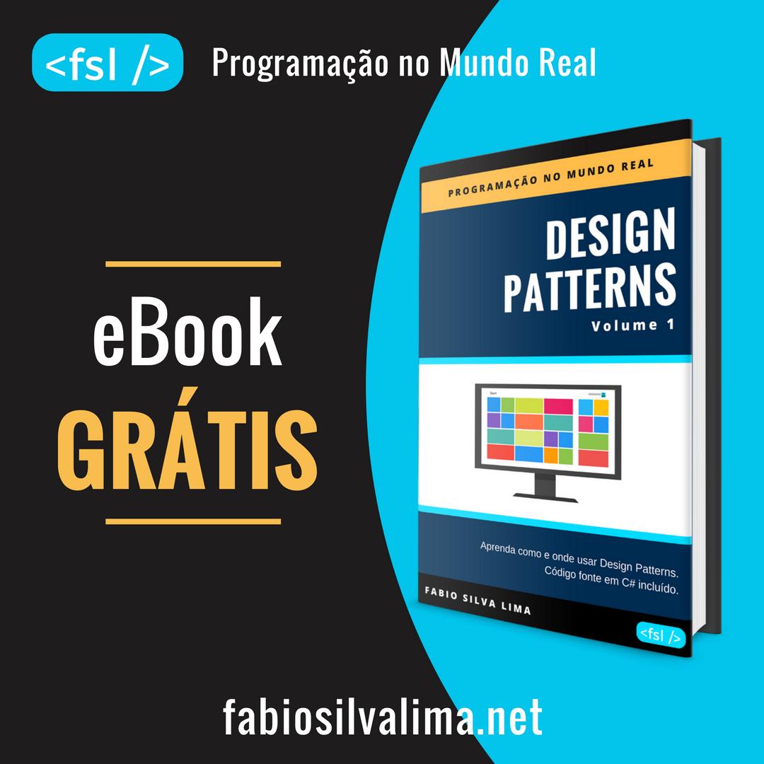 Programação no Mundo Real Design Patterns Vol. 1