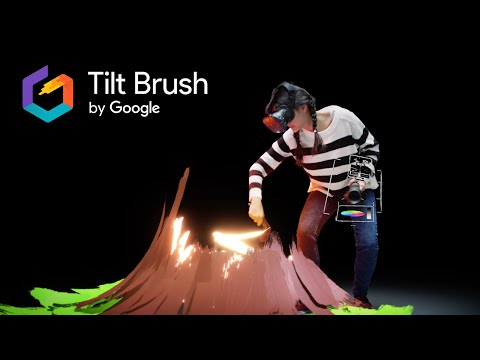 Tilt Brush VR
