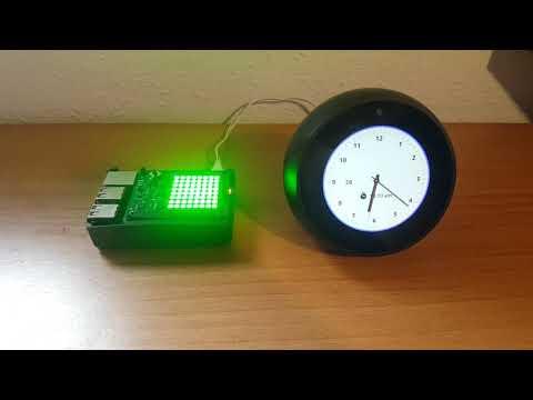 Alexa device demo