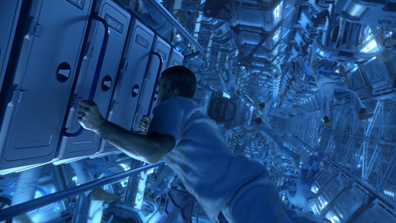 电影《阿凡达》如何拍摄失重场景 - 图12