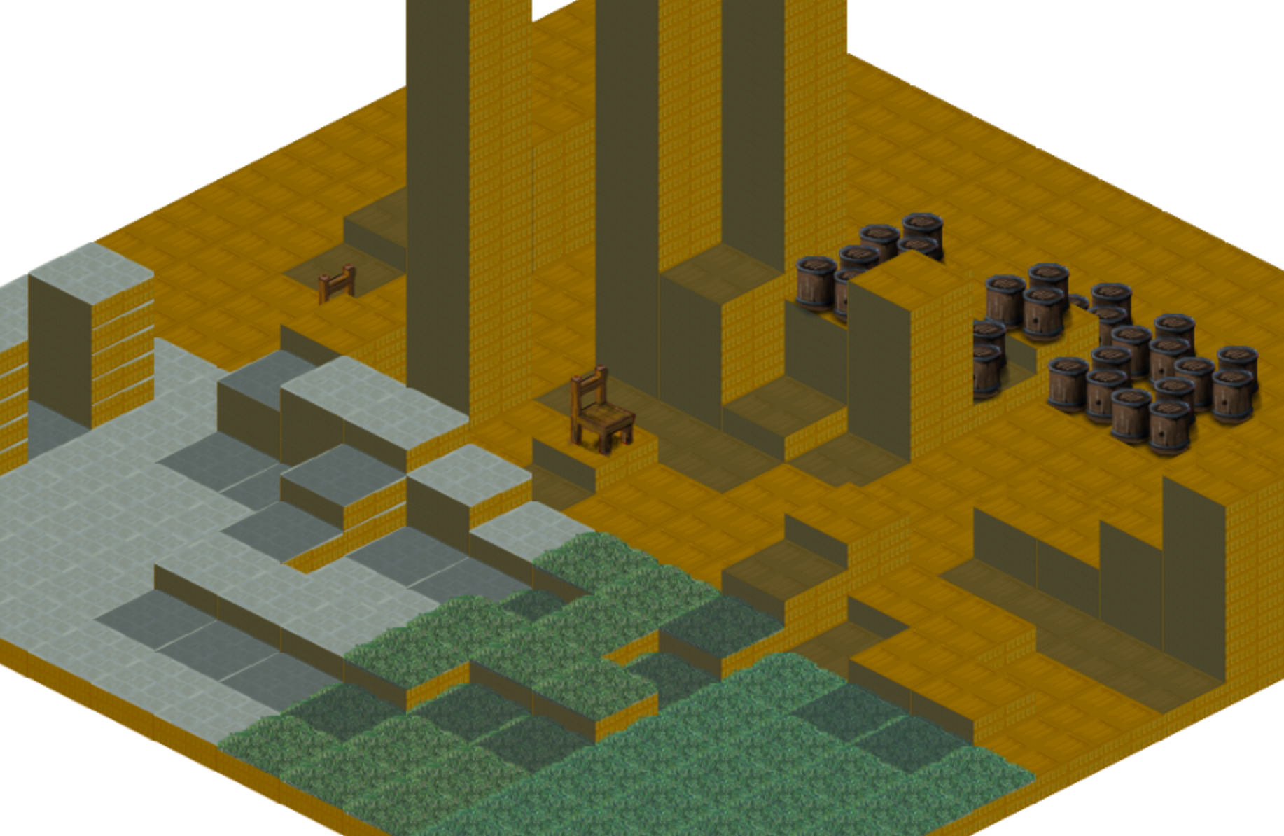 Github beakableisometric jsiso an html5 canvas tile engine height maps rotation auto shadows tyukafo