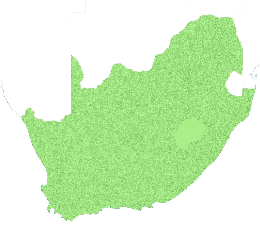 CSIR Mesozones