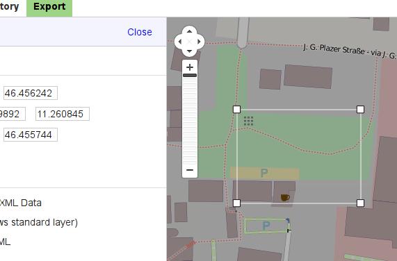 bbox_selector_not_transparent_opea_bug