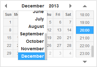 Date Time Picker Jquery