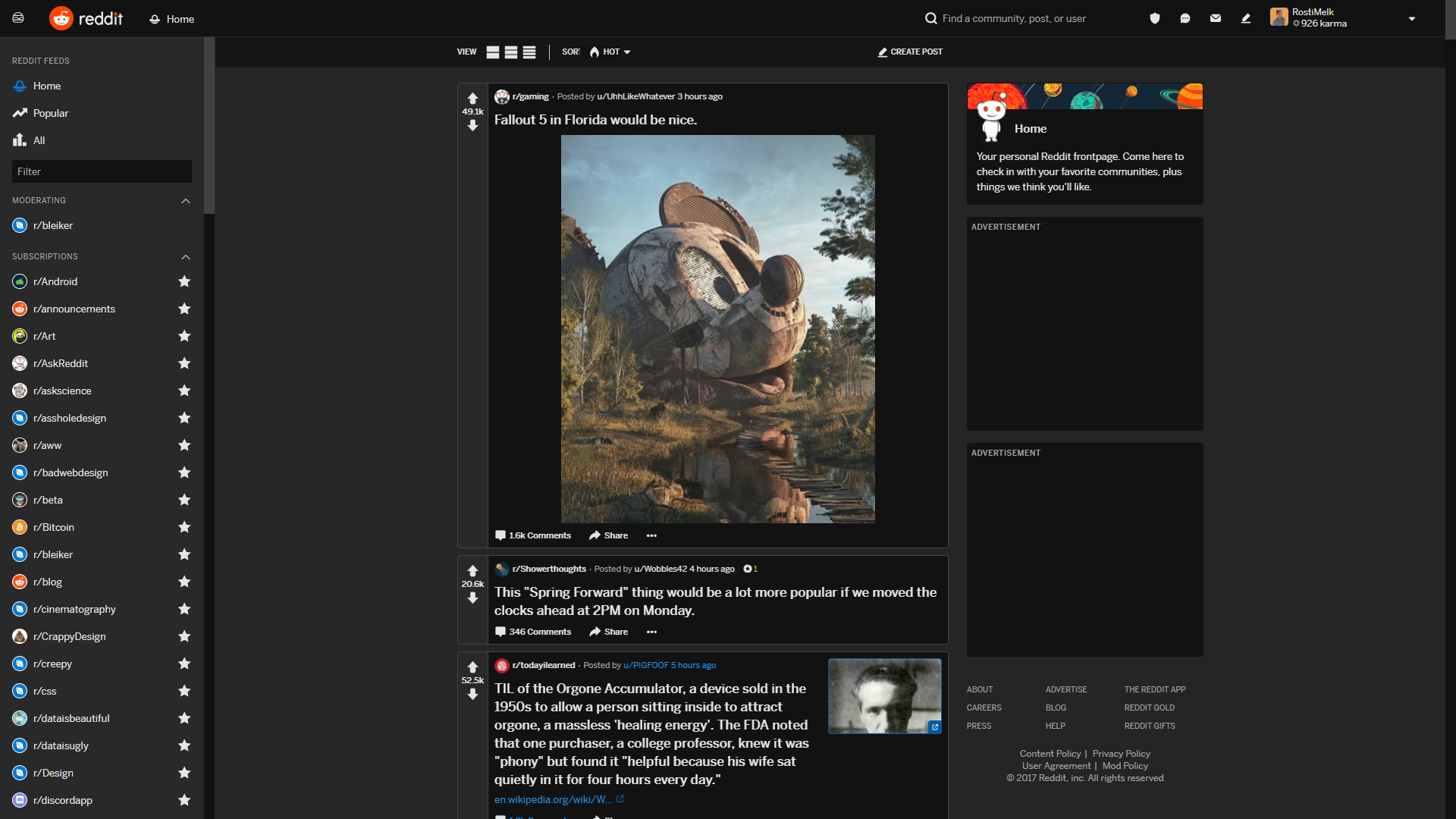 GitHub - RostiMelk/Darkmode-for-the-new-Reddit-design