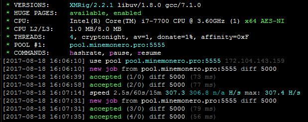 GitHub - bytecoin-dev/bcnrig: Monero (XMR) CPU miner