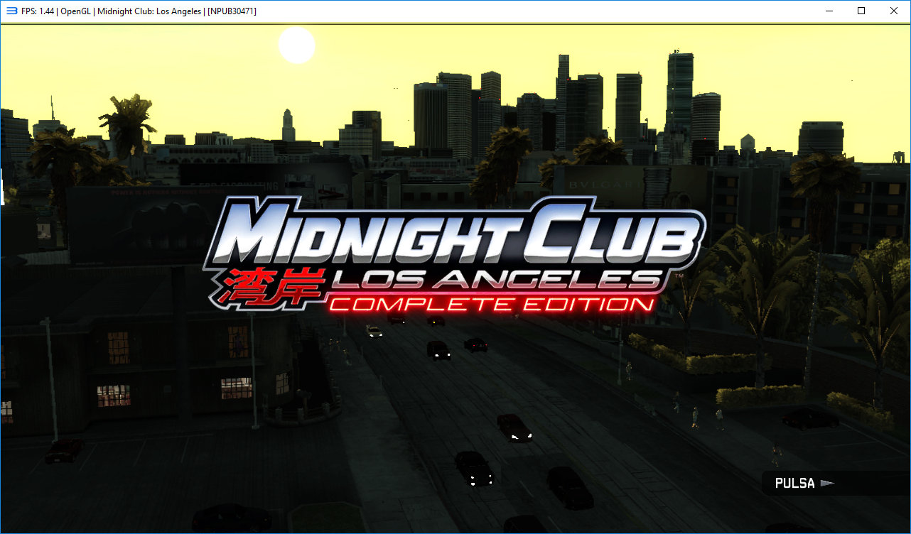 GL/Vulkan: Midnight Club: Los Angeles · Issue #2825 · RPCS3/rpcs3