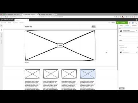 Wireframe Application Tutorial