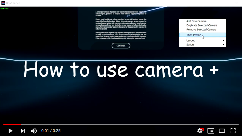 How to use CameraPlus