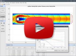 FEATool Multiphysics Video Tutorial