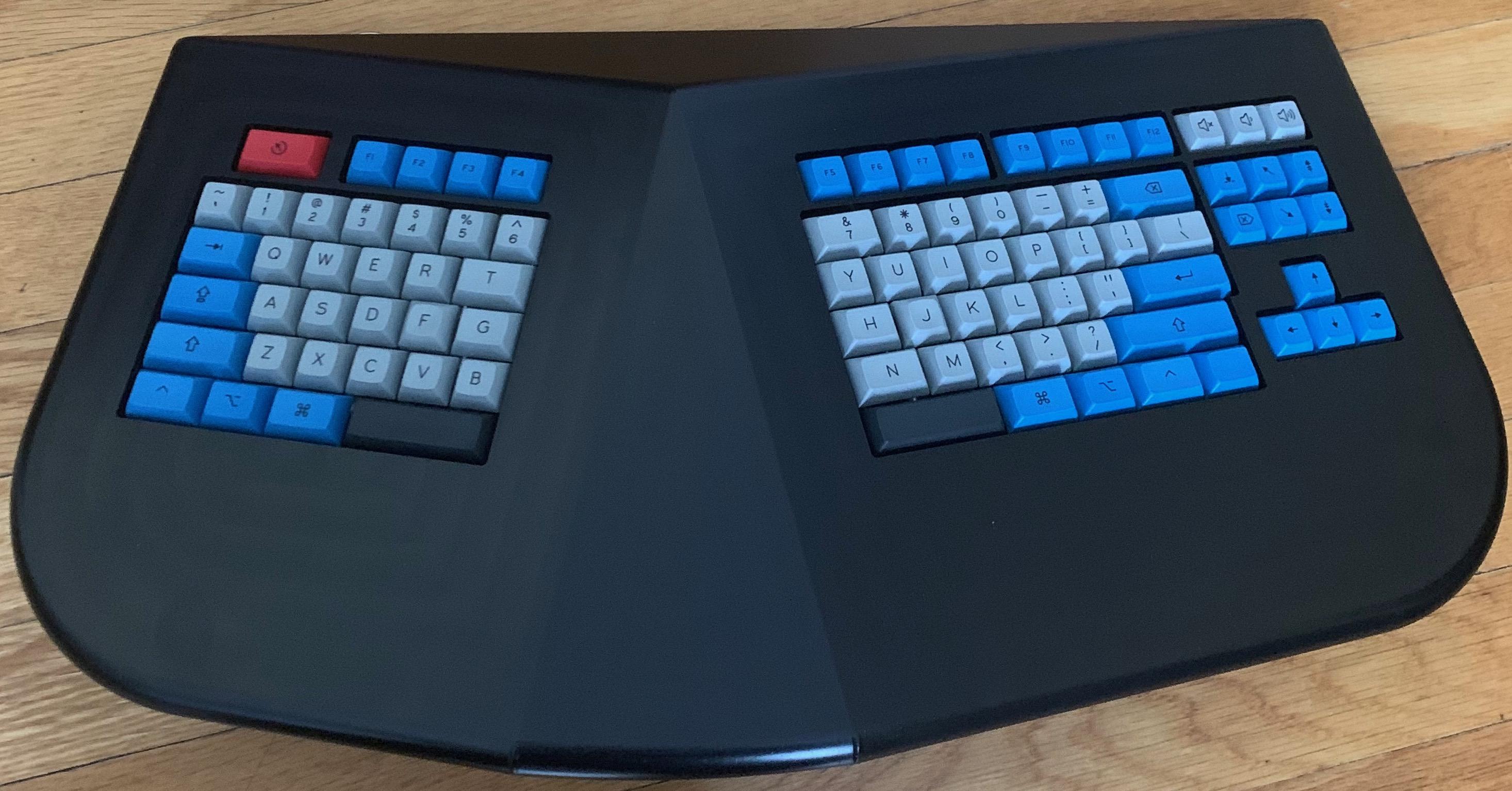 NEK Type A Keyboard
