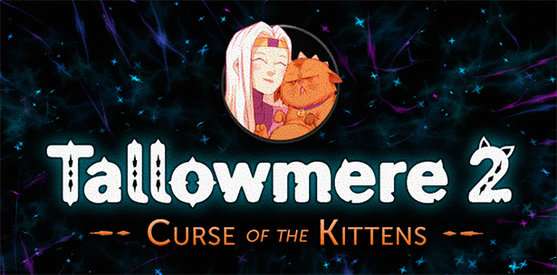 Tallowmere 2: Curse of the Kittens – logo