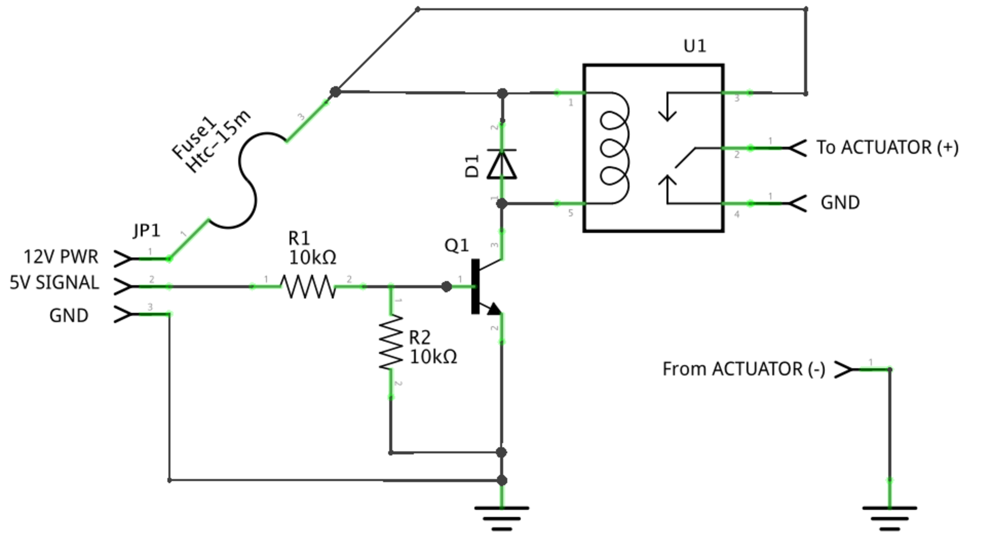 Tutorial Setting Up A Valve Controller Open Storm Docsopen Relay For Circuit 8 Diagram Connecting The To Transistor