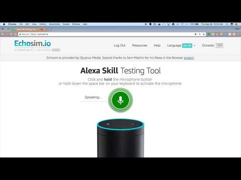 GitHub - IBM/alexa-skill-watson-assistant: Alexa Skill using