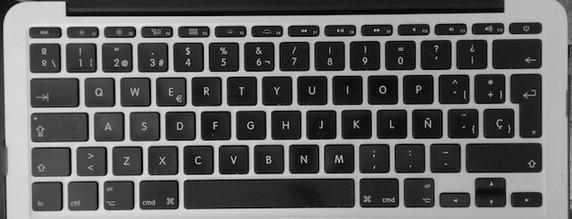 Built into keyboard