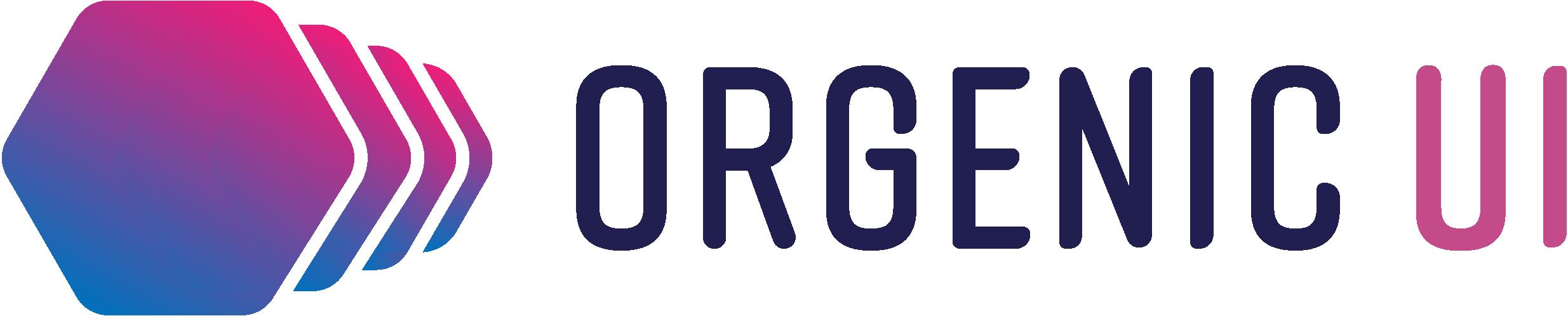 ORGENIC UI logo