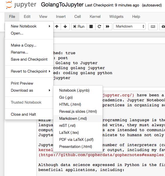 Notebook Screenshot Markdown