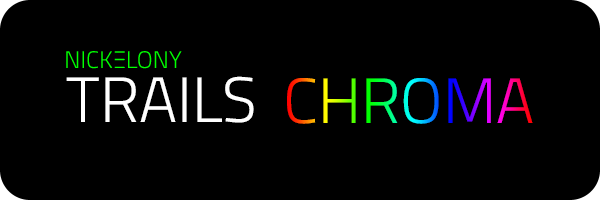 GitHub - Nickelony/Trails-Chroma: This plugin adds colorful