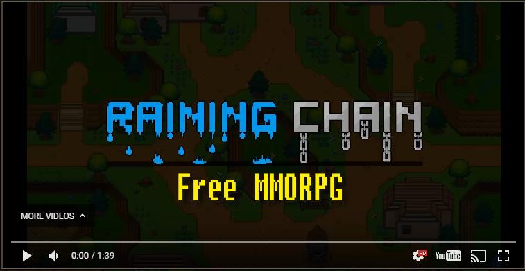 Raining Chain Trailer