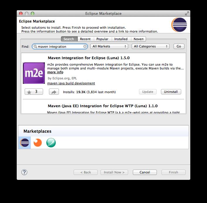 mvn install dskiptests command line