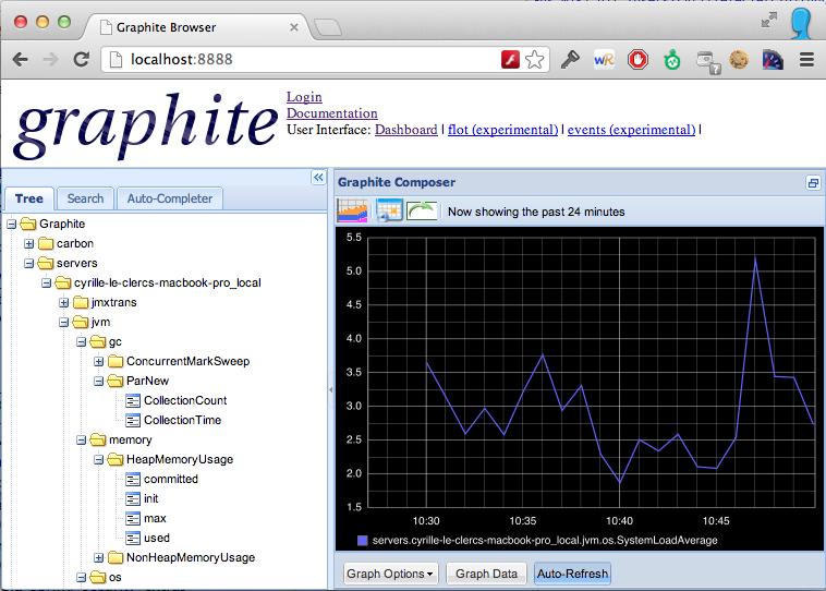 Graphite Screenshot