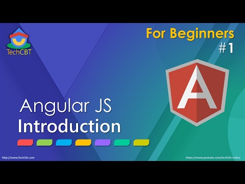 AngularJS YouTube Series
